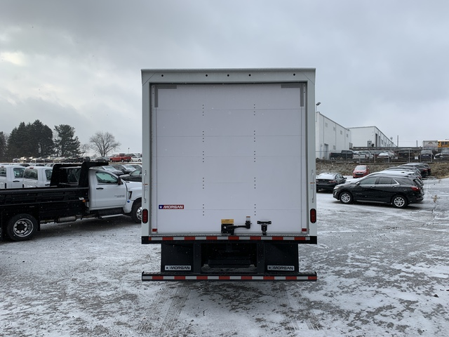 2019 Silverado Medium Duty Regular Cab DRW 4x2, Morgan Gold Star Dry Freight #KH245329 - photo 6