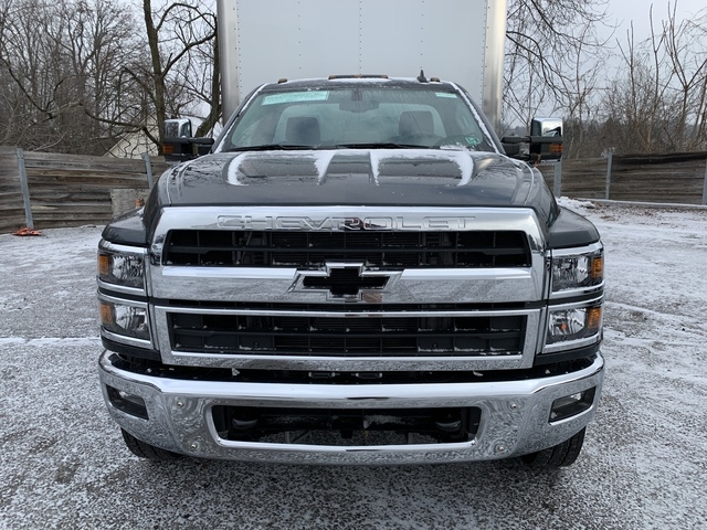 2019 Silverado Medium Duty Regular Cab DRW 4x2, Morgan Gold Star Dry Freight #KH245329 - photo 8