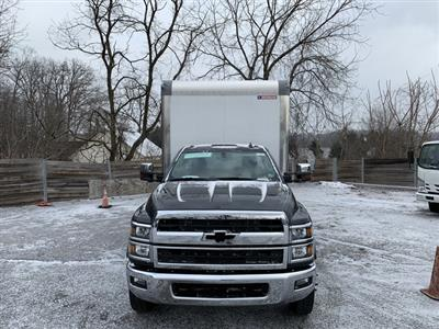 2019 Silverado Medium Duty Regular Cab DRW 4x2, Morgan Gold Star Dry Freight #KH245329 - photo 9