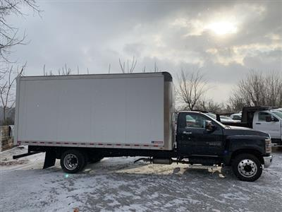 2019 Silverado Medium Duty Regular Cab DRW 4x2, Morgan Gold Star Dry Freight #KH245329 - photo 4