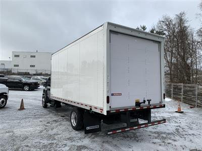 2019 Silverado Medium Duty Regular Cab DRW 4x2, Morgan Gold Star Dry Freight #KH245329 - photo 2