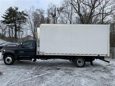 2019 Silverado Medium Duty Regular Cab DRW 4x2, Morgan Gold Star Dry Freight #KH245329 - photo 7