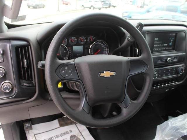 2019 Silverado Medium Duty Crew Cab DRW 4x4, Rugby Z-Spec Dump Body #KH827527 - photo 14