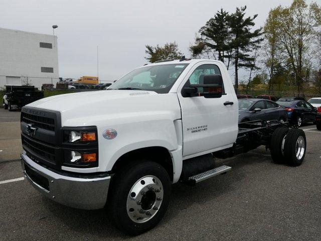 2019 Silverado Medium Duty Regular Cab DRW 4x2,  Cab Chassis #KH827960 - photo 1