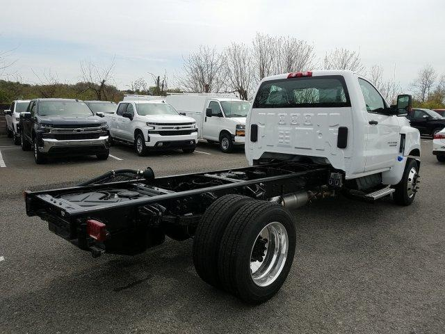 2019 Silverado Medium Duty DRW 4x2,  Cab Chassis #KH827960 - photo 7