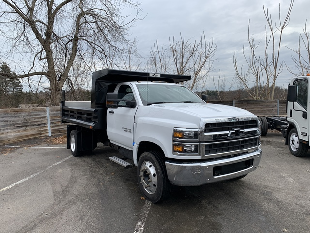 2019 Chevrolet Silverado Medium Duty Regular Cab DRW 4x2, Rugby Dump Body #KH840753 - photo 1