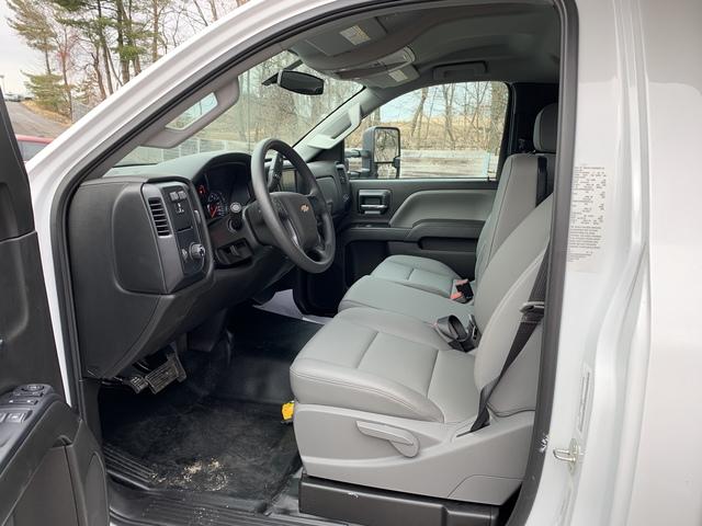 2019 Silverado Medium Duty Regular Cab DRW 4x2, Rugby Z-Spec Dump Body #KH840753 - photo 11