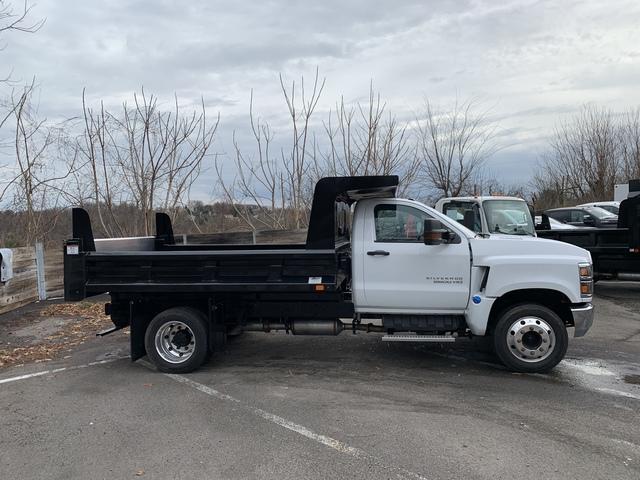 2019 Silverado Medium Duty Regular Cab DRW 4x2, Rugby Z-Spec Dump Body #KH840753 - photo 3