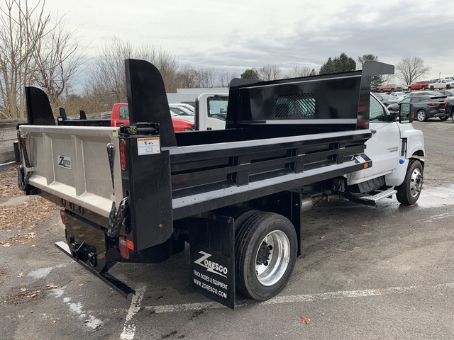 2019 Silverado Medium Duty Regular Cab DRW 4x2,  Cab Chassis #KH840753 - photo 1