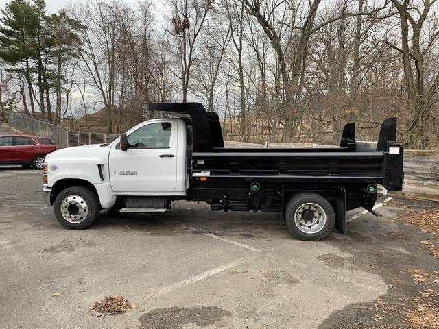 2019 Silverado Medium Duty Regular Cab DRW 4x2, Rugby Z-Spec Dump Body #KH840753 - photo 6