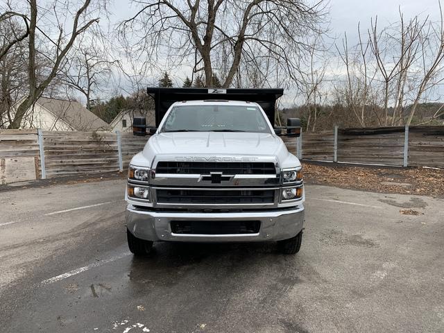 2019 Silverado Medium Duty Regular Cab DRW 4x2, Rugby Z-Spec Dump Body #KH840753 - photo 8