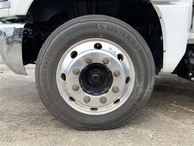 2019 Silverado Medium Duty Regular Cab DRW 4x2, Rugby Z-Spec Dump Body #KH840753 - photo 10