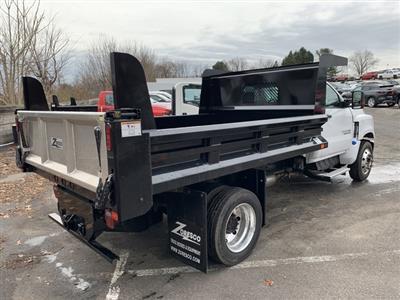 2019 Silverado Medium Duty Regular Cab DRW 4x2, Rugby Z-Spec Dump Body #KH840753 - photo 2