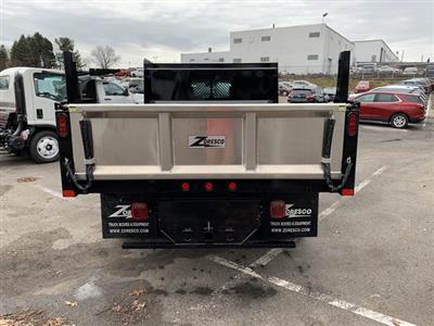 2019 Silverado Medium Duty Regular Cab DRW 4x2, Rugby Z-Spec Dump Body #KH840753 - photo 4