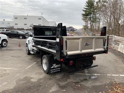 2019 Silverado Medium Duty Regular Cab DRW 4x2, Rugby Z-Spec Dump Body #KH840753 - photo 5