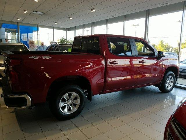 2019 Silverado 1500 Crew Cab 4x4,  Pickup #KZ102284 - photo 5