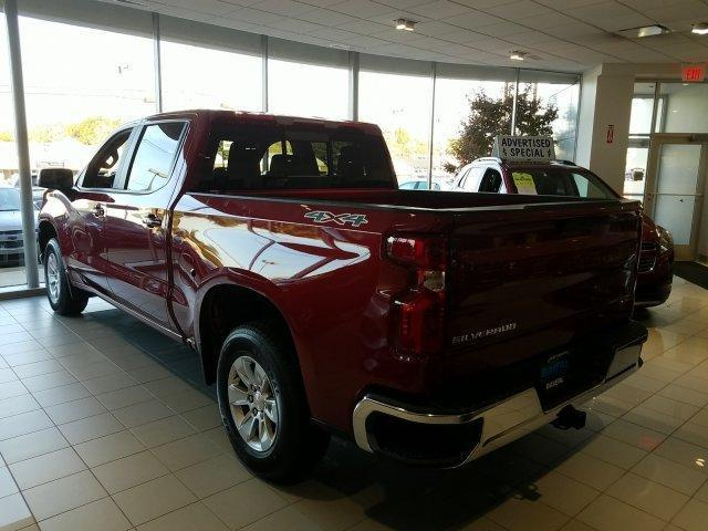 2019 Silverado 1500 Crew Cab 4x4,  Pickup #KZ102284 - photo 1