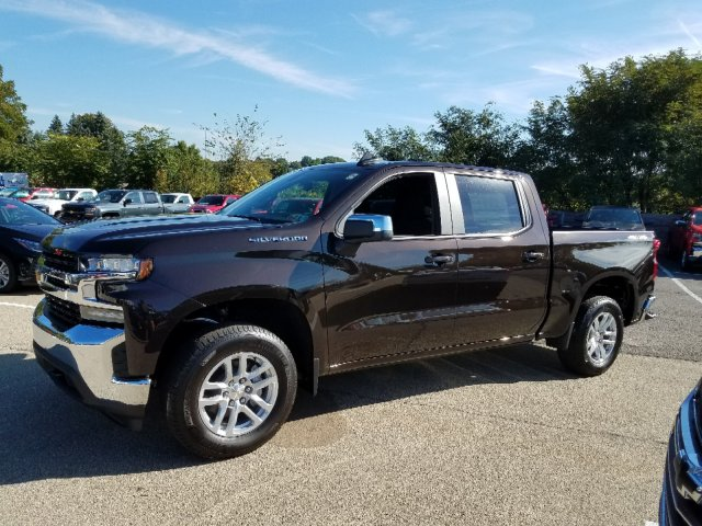 2019 Silverado 1500 Crew Cab 4x4,  Pickup #KZ106037 - photo 5