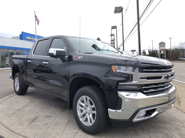 2019 Silverado 1500 Crew Cab 4x4,  Pickup #KZ127077 - photo 17