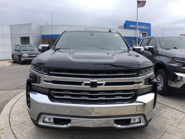 2019 Silverado 1500 Crew Cab 4x4,  Pickup #KZ127077 - photo 19