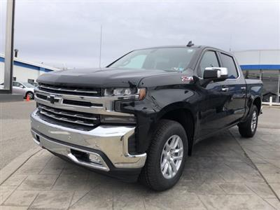 2019 Silverado 1500 Crew Cab 4x4,  Pickup #KZ127077 - photo 1