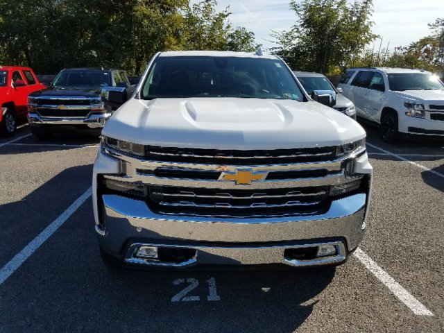 2019 Silverado 1500 Crew Cab 4x4,  Pickup #KZ139422 - photo 4