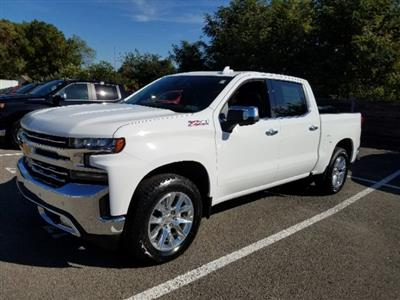 2019 Silverado 1500 Crew Cab 4x4,  Pickup #KZ139422 - photo 1
