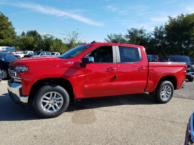 2019 Silverado 1500 Crew Cab 4x4,  Pickup #KZ151301 - photo 5