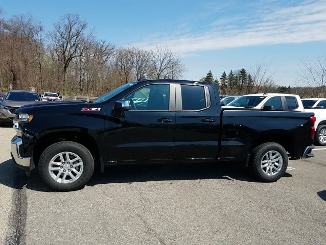 2019 Silverado 1500 Double Cab 4x4,  Pickup #KZ170534 - photo 5