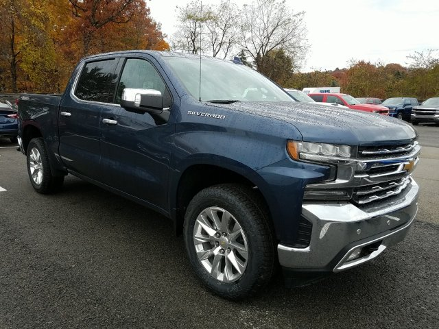 2019 Silverado 1500 Crew Cab 4x4,  Pickup #KZ174252 - photo 3