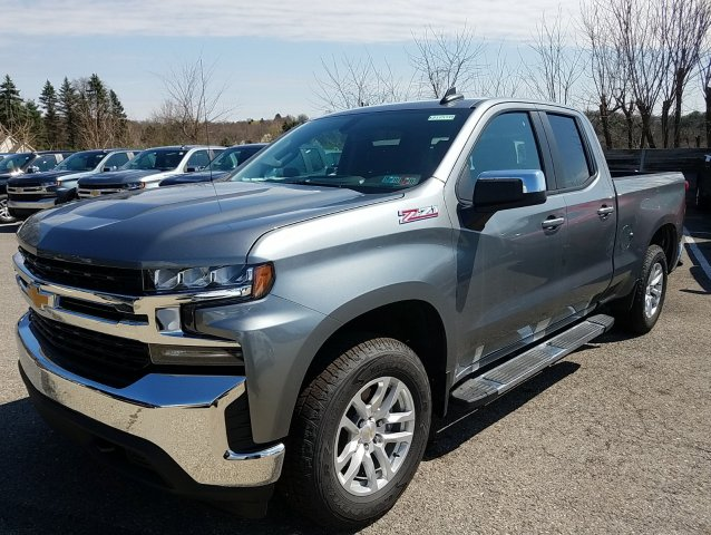 2019 Silverado 1500 Double Cab 4x4,  Pickup #KZ179719 - photo 1