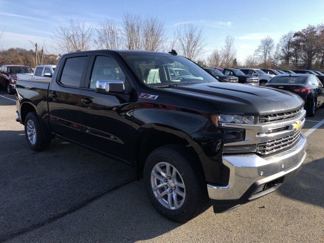 2019 Silverado 1500 Crew Cab 4x4,  Pickup #KZ189309 - photo 3