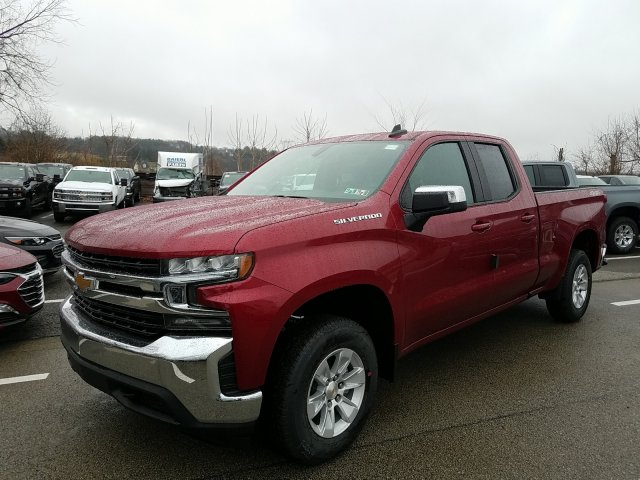 2019 Silverado 1500 Double Cab 4x4,  Pickup #KZ218178 - photo 1