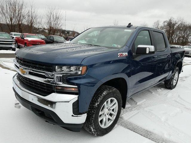 2019 Silverado 1500 Crew Cab 4x4,  Pickup #KZ223563 - photo 1