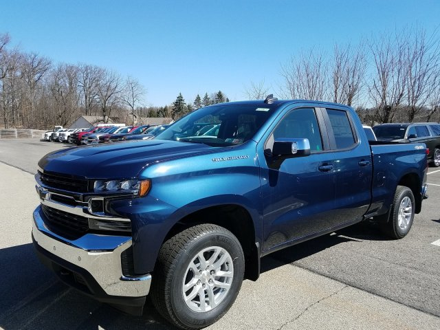 2019 Silverado 1500 Double Cab 4x4,  Pickup #KZ235637 - photo 1