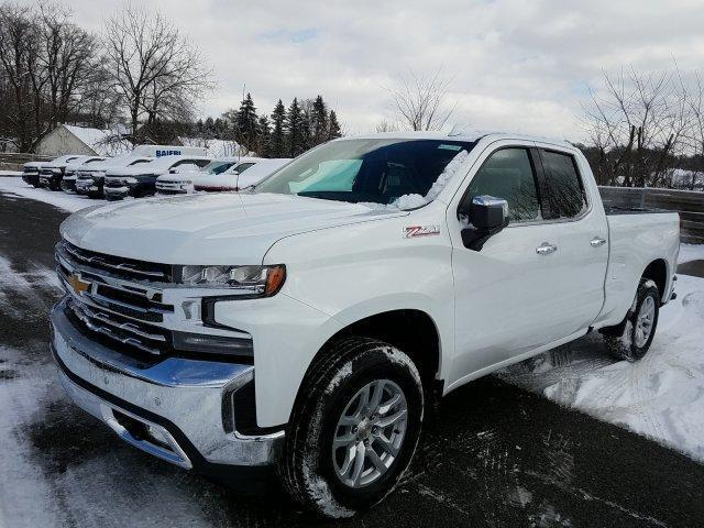 2019 Silverado 1500 Double Cab 4x4,  Pickup #KZ262526 - photo 1