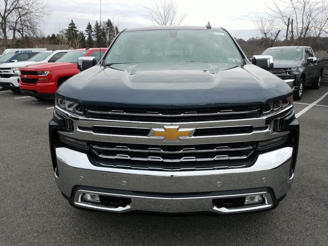 2019 Silverado 1500 Double Cab 4x4,  Pickup #KZ264330 - photo 4