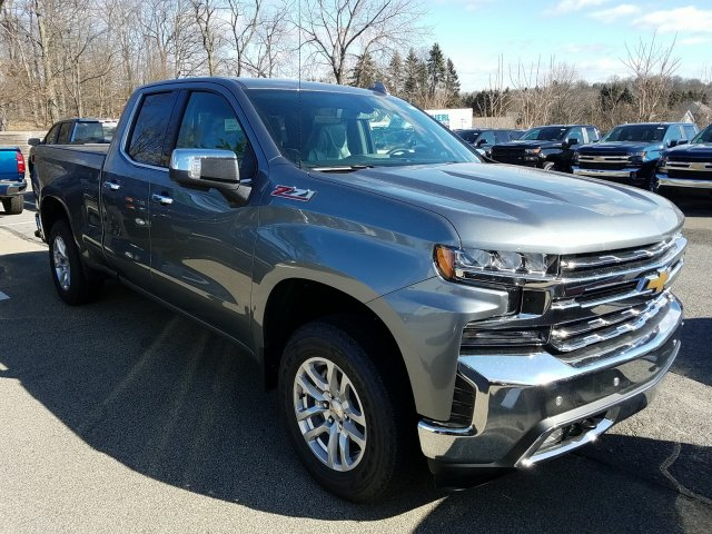 2019 Silverado 1500 Double Cab 4x4,  Pickup #KZ265220 - photo 3