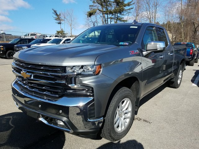 2019 Silverado 1500 Double Cab 4x4,  Pickup #KZ265220 - photo 1
