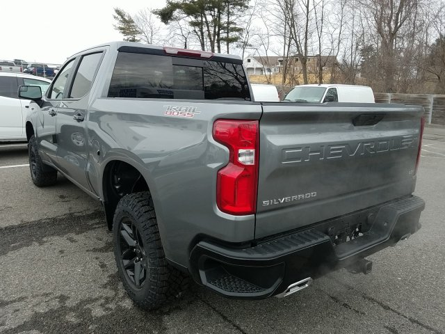 2019 Silverado 1500 Crew Cab 4x4,  Pickup #KZ273172 - photo 1
