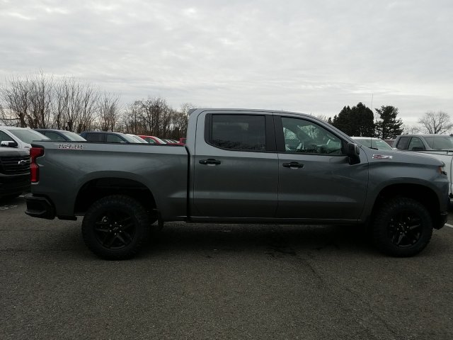 2019 Silverado 1500 Crew Cab 4x4,  Pickup #KZ273172 - photo 7