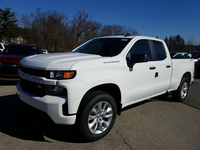 2019 Silverado 1500 Double Cab 4x4,  Pickup #KZ297997 - photo 1