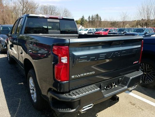2019 Silverado 1500 Double Cab 4x4,  Pickup #KZ306327 - photo 1