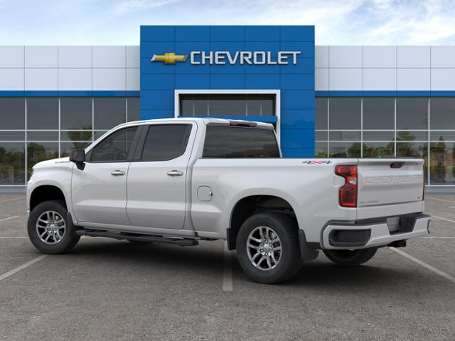 2019 Silverado 1500 Crew Cab 4x4,  Pickup #KZ412133 - photo 1