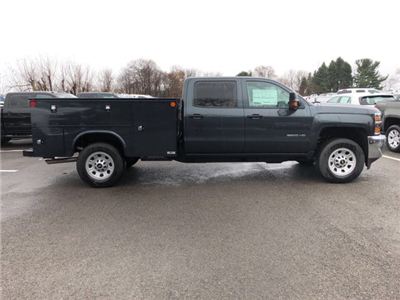 2017 Silverado 3500 Crew Cab 4x4 Service Body #V169461 - photo 8