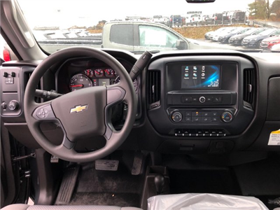 2017 Silverado 3500 Crew Cab 4x4 Service Body #V169461 - photo 13