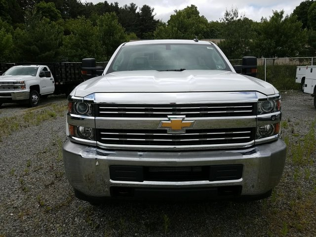 2017 Silverado 3500 Regular Cab 4x4, Knapheide Standard Service Body #V250623 - photo 4