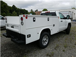 2017 Silverado 3500 Regular Cab 4x4, Knapheide Standard Service Body #V250623 - photo 7