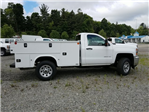 2017 Silverado 3500 Regular Cab 4x4, Knapheide Standard Service Body #V250623 - photo 8