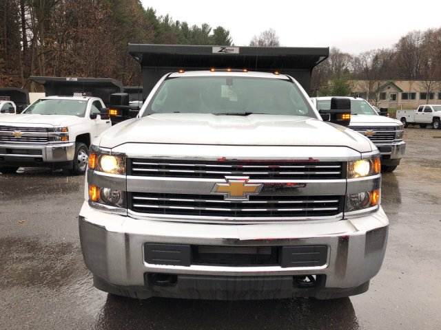 2017 Silverado 3500 Regular Cab DRW, Dump Body #V266342 - photo 4